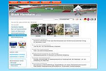 viernheim.de Startseite - 2008