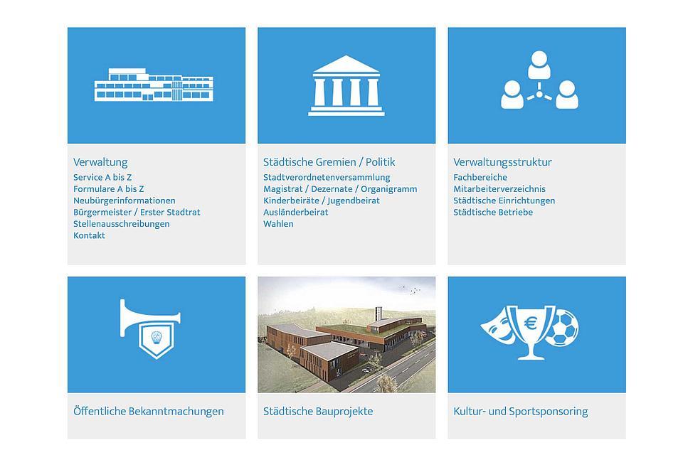 Das virtuelle Rathaussystem