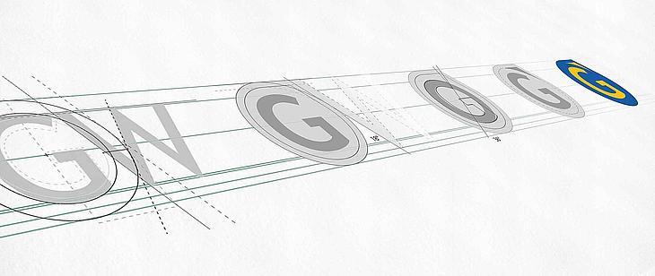 EGROUPWARE - Konstruktion des Signets
