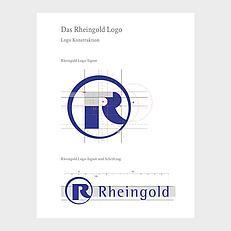 Logo Konstruktion Rheingold