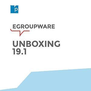 Unboxing EGROUPWARE 19.1